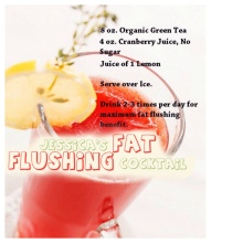 Jessica fusco, memorial day weekend cocktail, lose weight fast, flush, juice cleanse,